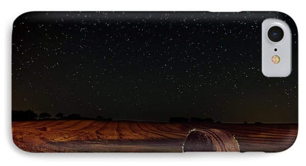 Fields At Night IPhone Case