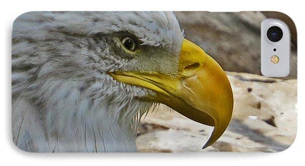 Fierce Eagle IPhone Case