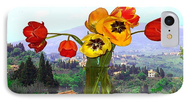 Fiesole Number One IPhone Case