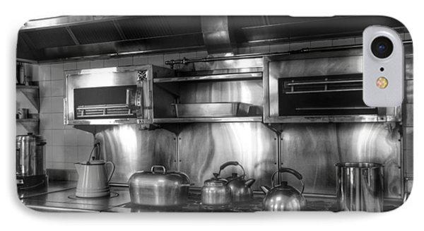 Fifties Kitchen IPhone Case