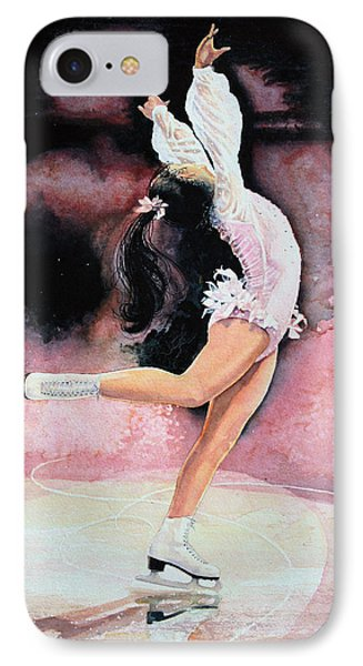 Figure Skater 20 IPhone Case