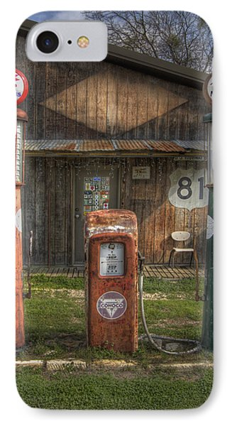 Fill 'er Up IPhone Case
