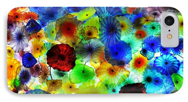 Fiori Di Como By Glass Sculptor IPhone Case