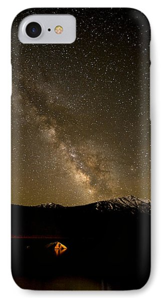 Fire And Sky IPhone Case