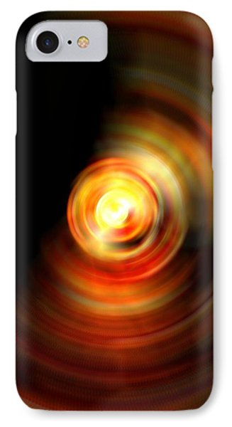 Fire Drop IPhone Case
