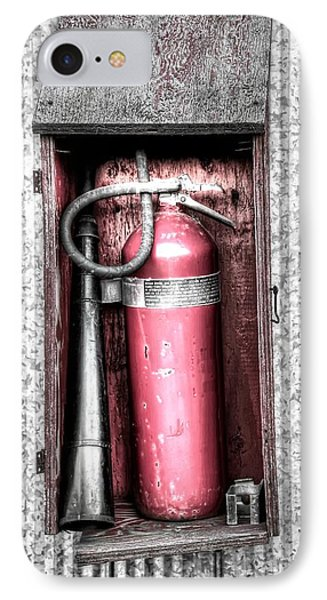 Fire Extinguisher IPhone Case