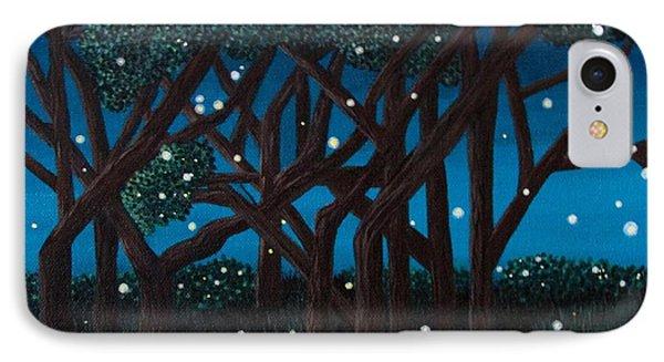 Fireflies IPhone Case