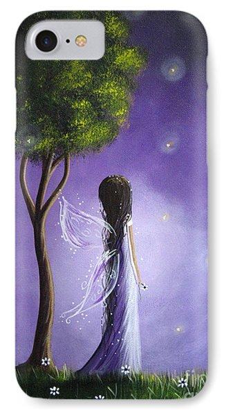 Original Fairy Art By Shawna Erback IPhone Case
