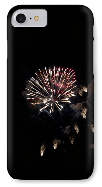 Fireworks At Night IPhone Case