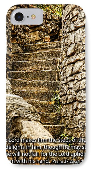 Firm Are The Steps IPhone Case