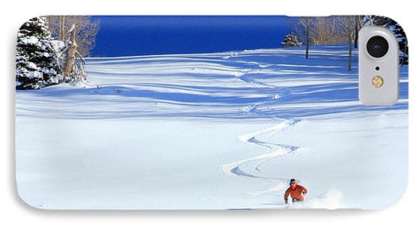 First Tracks IPhone Case