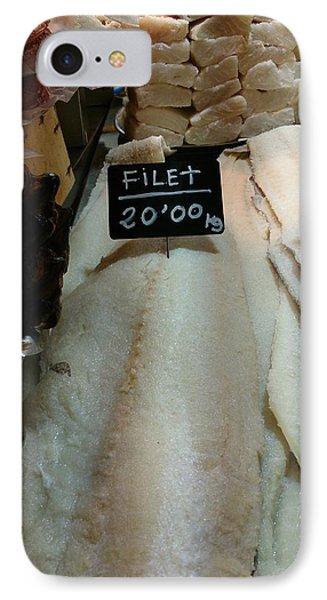 Fish Filets IPhone Case