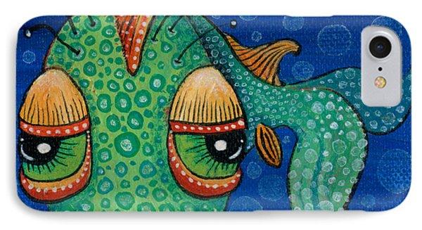 Fish Lips IPhone Case