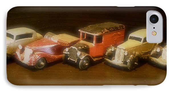 Five Toys From The Forties IPhone Case