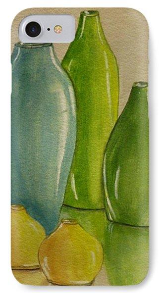 Five Vases IPhone Case