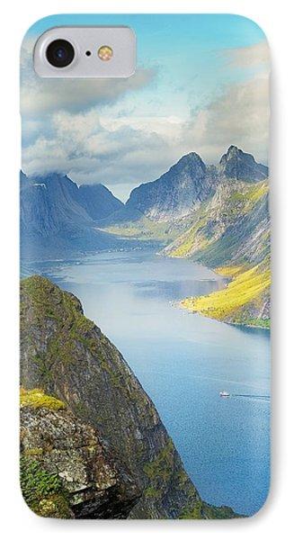 Fjord IPhone Case
