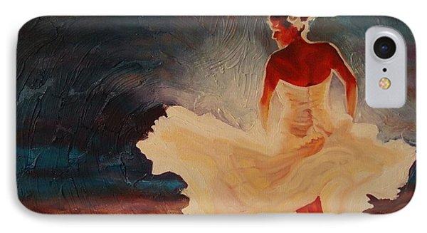 Flamenco Allure IPhone Case