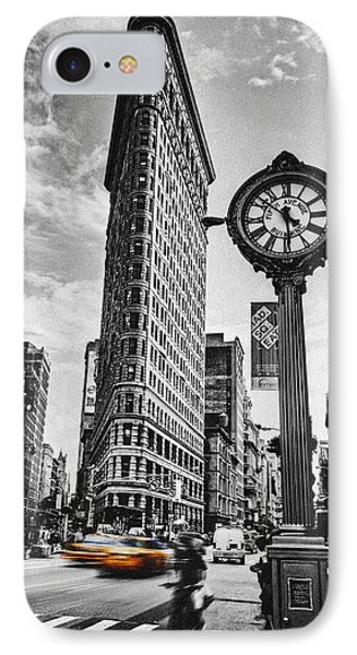 Flatiron Rush IPhone Case