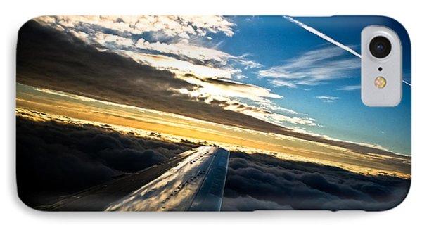 Flight 777 IPhone Case