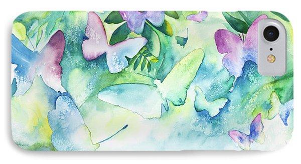 Flight Of The Butterflies IPhone Case