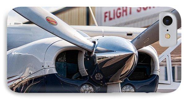 Flight School IPhone Case