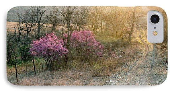 Flint Hills Spring IPhone Case