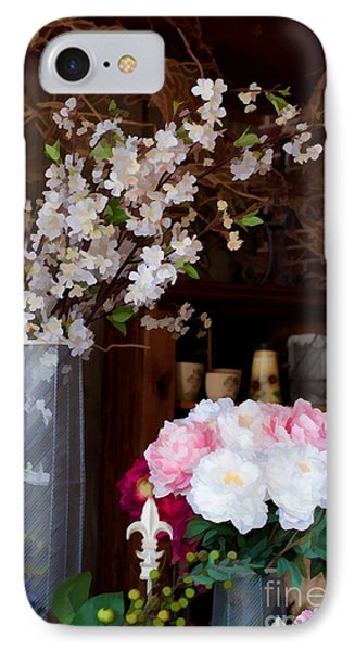 Floral Display IPhone Case