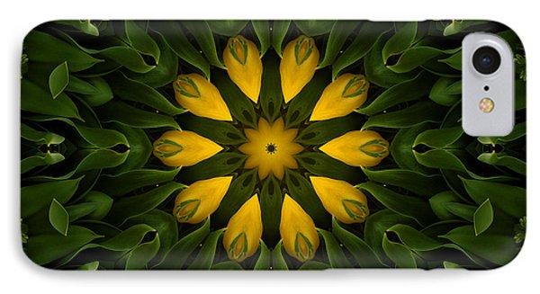 Floral Fantasy - 33 IPhone Case