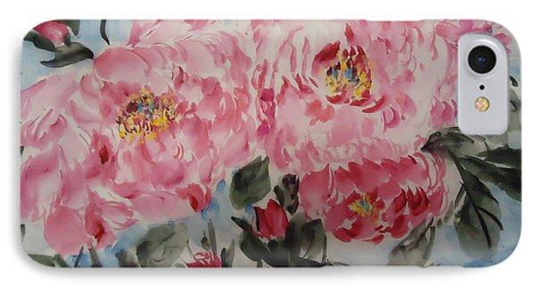 Floral8152012-2 IPhone Case