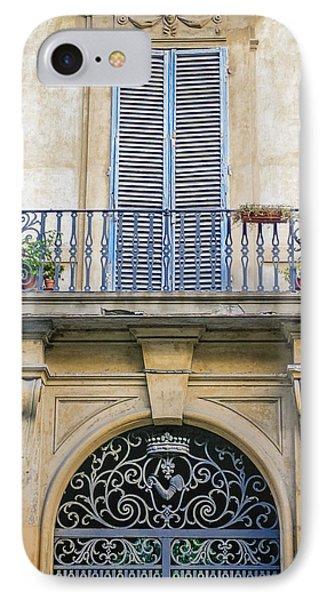 Florentine Apartment IPhone Case
