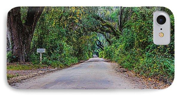 Florida Road IPhone Case