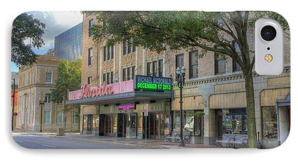 Florida Theatre IPhone Case