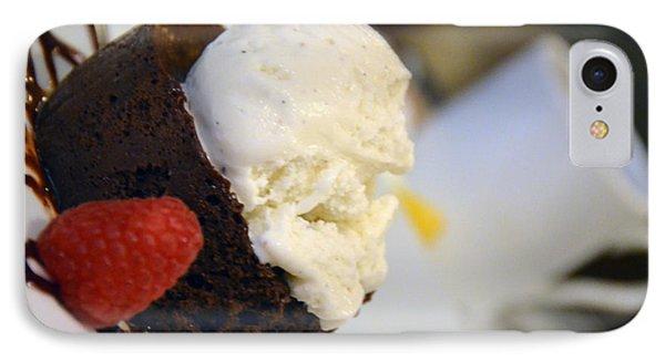 Flourless Chocolate Cake IPhone Case