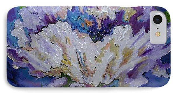 Flower For A Friend IPhone Case