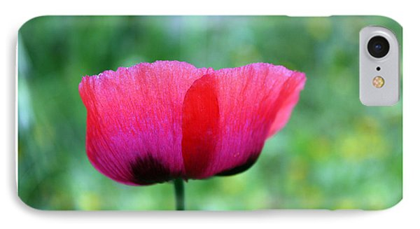 Flower Of Remembrance IPhone Case