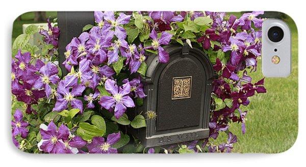 Flowering Vine  IPhone Case