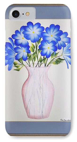 Flowers In A Vase IPhone Case