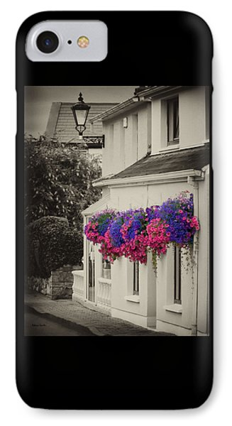 Flowers In Cashel IPhone Case