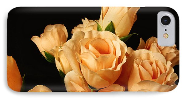 Flowers In Mourning IPhone Case