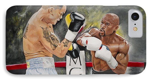 Floyd Mayweather IPhone Case