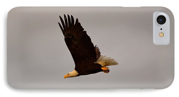 Magazine Cover iPhone 8 Case - Fly Like An Eagle by Doug Grey