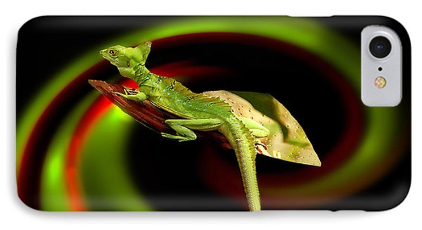 Flying Gekko IPhone Case