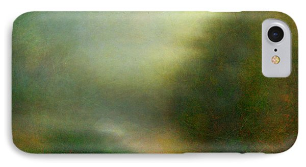 Fog #3 - Silent Words IPhone Case