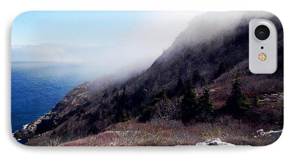 Foggy Seashore IPhone Case