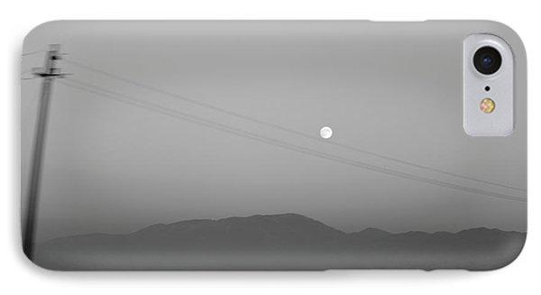 Follow The Moon IPhone Case