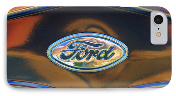 Ford 001 IPhone Case