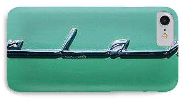 Ford Fairlane 500 Badge IPhone Case