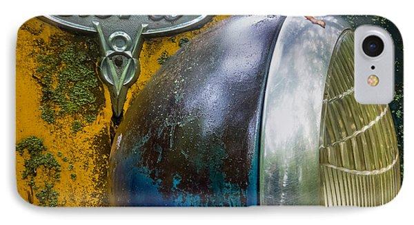 Ford V8 Emblem IPhone Case