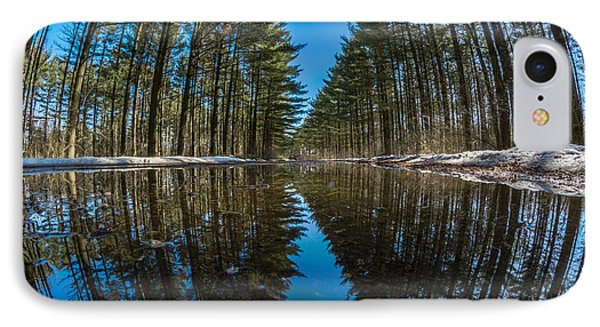 Forest Reflections IPhone Case