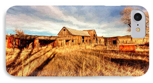 Forgotten Farm IPhone Case